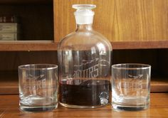 $98 His/Hers/Ours decanter set (also available in his/his/ours and hers/hers/ours)