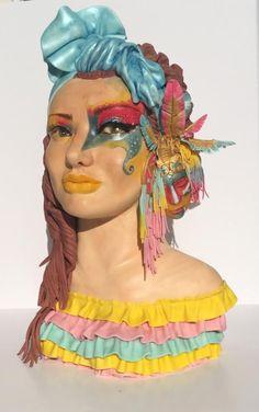 Sweet world carnival colaboracion by Esmeralda trigo