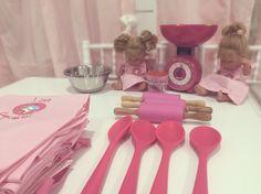 Taller de Cocina para niñas en Princesas&Caballeros en El Ejido