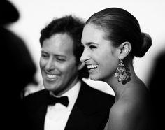 David Lauren and Lauren Bush Lauren