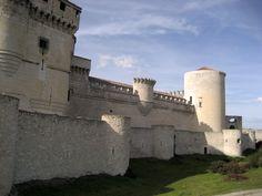 Castillo de los Duques de Alburquerque de  Cuéllar (Foto: Nuria Fernández de la Fuente) - Portal Fuenterrebollo