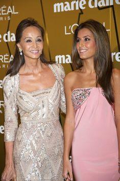 Isabel Preysler - Marie Claire Prix de la Moda Awards 2012