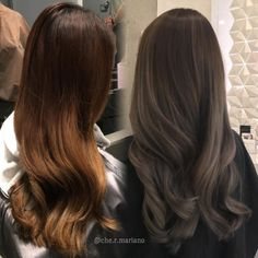 Super Makeup Looks Dark Hair Colors Ideas Brown Hair Balayage, Brown Blonde Hair, Hair Color Balayage, Brunette Hair, Hair Highlights, Ombre Hair, Brunette Color, Balayage Brunette, Hair Color And Cut