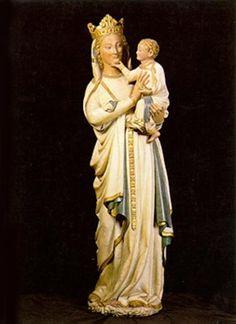 02. Catedral de Toledo. Virgen Blanca.