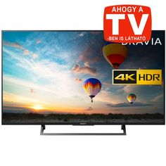 Buy Sony Bravia LED HDR Ultra HD Smart Android TV, with Freeview HD & Youview, Black from our View All TVs range at John Lewis & Partners. Tv Android, Cheap Tvs, System Restore, Columbia Pictures, 4k Uhd, Smart Tv, Live Tv, Wood, Games