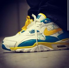 FTYA Staff pick of the day: 2003 Nike Air Trainer SC Low! #FTYA