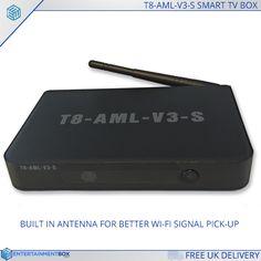 Stream player: T8 TV BOX VERSION 3S USED UNIT - https://www.entertainmentbox.com/t8-tv-box-version-3s-stream-player/