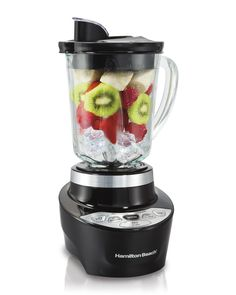 Amazon.com: Hamilton Beach 58149 Blender and Chopper: Electric Countertop Blenders: Kitchen & Dining