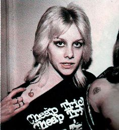Cherie Currie                                                                                                                                                                                 More