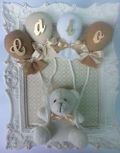 Porta Maternidade e decoração quarto de bebê