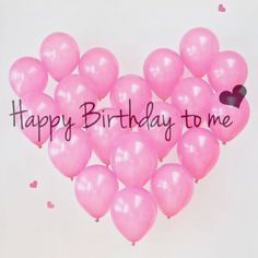birthday message for myself