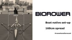 Biorower is the most realistic indoor rower Indoor Rowing, Rowing Machines, First World, Boat, Dinghy, Boats, Ship