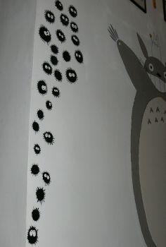 Totoro & Soot Sprites