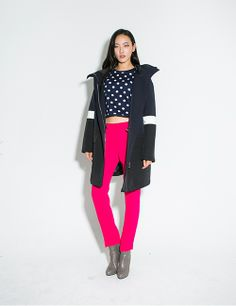 PINK STRAIGHT PANTS http://arcloset.com/product_view.php?gs_idx=BO130066PT