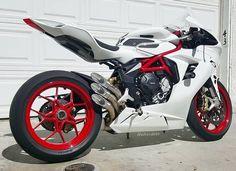 MV Agusta Shared by Motorcycle Fairings - Motocc Indian Motorcycles, Triumph Motorcycles, Cool Motorcycles, Mv Agusta, Motorcycle Outfit, Motorcycle Bike, Super Bikes, Motocross, Custom Sport Bikes