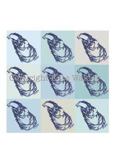 Kate Wakley Textiles - Art Prints