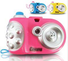 Lo Studio del bambino Bambini Giocattolo Fotocamera Proiezione Giocattoli Educativi per i Bambini bambini camera