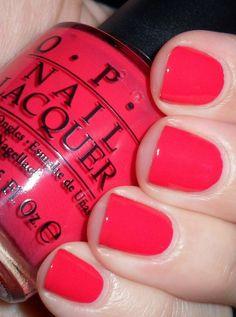 ¡píntate las uñas con O.P.I! #nails #opi #NailLacquer #Manicure