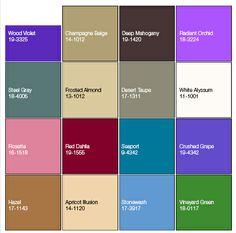 color trend 2015