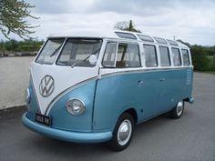 Vw Samba - Volkswagen Camper Vans & Vans for sale - 21 window samba - split screen