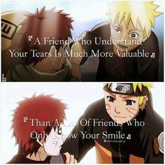 I love their friendship. ❤
