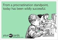 procrastination - quotes