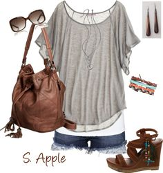 """Untitled #160"" by sapple324 on Polyvore"