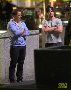 stephen amell filmed an arrow scene that was two years in the making 08