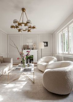 The Essentials: A Neutral Living Room - Edition Noire