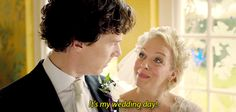 "The 23 Best Moments From ""Sherlock's"" ""The Sign Of Three"""