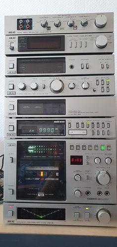 Audio Rack, Retro, Audio Design, Electronic, Transistor Radio, Hifi Audio, Digital Audio, Audio Equipment, Gadgets