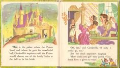 Fairy Tale Origins — Walt Disney's Cinderella, a children's book from. Cinderella Stepsisters, Walt Disney Cinderella, Cinderella Story Book, Diy Birthday Decorations, Hopes And Dreams, Fairy Godmother, Music Lessons, Childrens Books, Fairy Tales