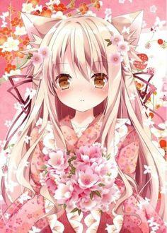 grafika anime and cute