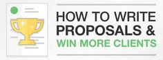 How To Write #Freelance #Proposals #marketing
