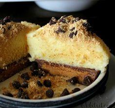 Reese's Bottom Cheesecake-
