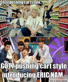 Got7 and After School Club