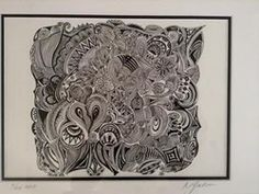 Marlene Jackson - drawing,jewellery - Baradene PTA - Art Show Pta, Jackson, Art Pieces, Felt, Jewellery, Drawings, Design, Felting, Jewels