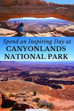 How to Spend the Day at Canyonlands National Park - Use this guide to get to know Canyonlands, what to do in the park, and why it's a must on any Utah National Parks road trip. #travel #utah #nationalparks