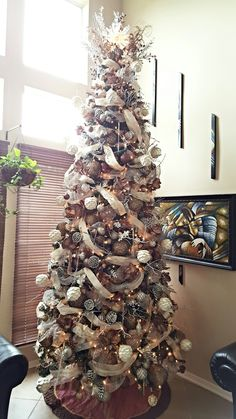 Christmas Tree Themes  2016 Part 1  My Christmas BlogMy