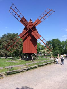Windmill in Stockholm