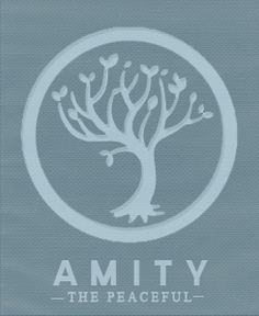 The book divergent! One of the five factions and probably the one I would choose :).