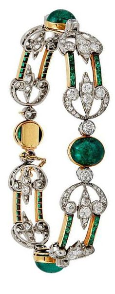 BOUCHERON Cabochon E beauty bling jewelry fashion