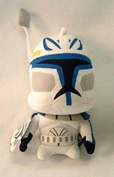 5eb0af10109 Star Wars Super Deformed Clone Commander Rex 7 inch Plush     Find out more  about the great product at the image link.Note It is affiliate link to  Amazon.