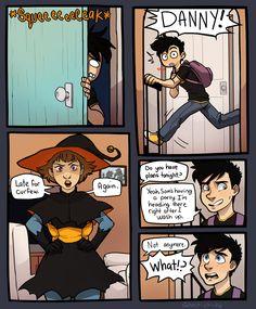 Page 5! Gotta get strict yo