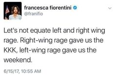 Right-wing is all about keeping the power within the elites. Left-wing is about power to the people.