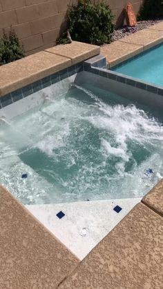 Small Backyard Pools, Swimming Pools Backyard, Swimming Pool Designs, Mini Piscina, Garden Pond Design, Small Pool Design, Swiming Pool, Pool Care, Paint Your House