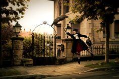 Mary Poppins by Gurololi.deviantart.com on @deviantART