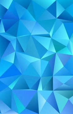 Huge collection of FREE vector images (EPS and JPG): Blue geometric abstract chaotic triangle pattern background - mosaic vector graphic design Triangle Background, Pattern Background, Vector Background, Free Vector Graphics, Free Vector Images, Vector Design, Graphic Design, Triangle Pattern, Mosaic Patterns