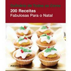 Receitinhas & Afins: Livro de receitas para o Natal