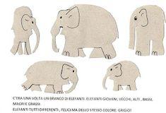 "Maestra Mariangela: PROGETTO ACCOGLIENZA "" ELMER L'ELEFANTE VARIOPINTO"" Teddy Bear, Animals, Case, Party, Elmer The Elephants, Lab, Spring, Animales, Animaux"